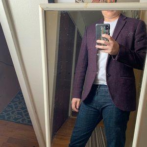 Topman tweed sports jacket